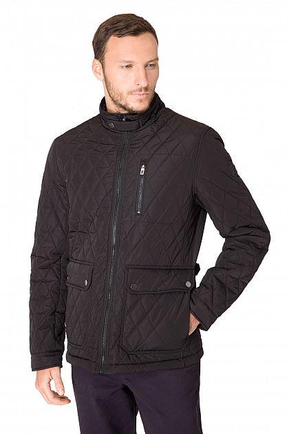 d43d494de4c Стёганая куртка с воротником-стойкой B537017 -     index+1