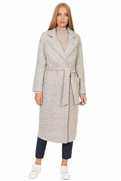 Baon, Пальто из буклированного материала B067508, LIGHTGREY