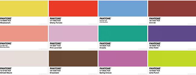 9d5e535e251 Каждый сезон Институт цвета Pantone делится своим отчетом