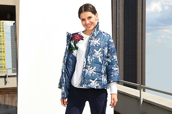 73a85060806 Куртка чёрного цвета - самая универсальная покупка